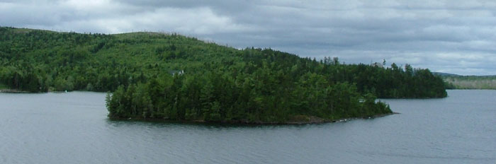 Odel Island, Chamcook Lake - Tom Clark
